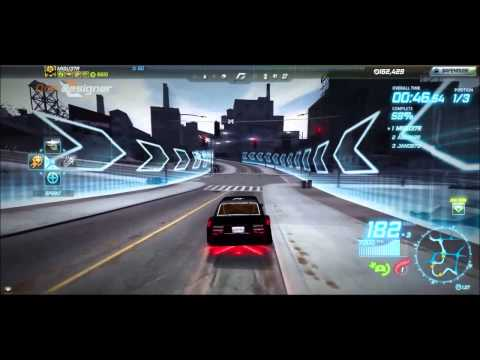 Need For Speed World: Making money in Class A