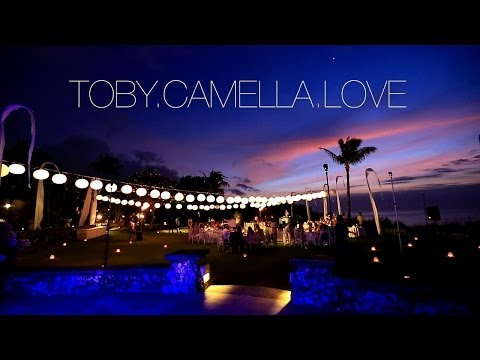 Toby & Cam - Wedding in Bali, Indonesia - Ayana Resort & Spa - Weddings in Bali Thailand