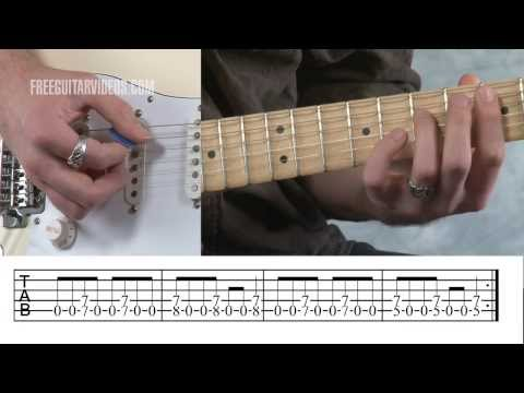 Power Chord Inversions Lesson