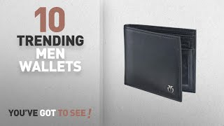 Top Selected Leather Wallets For Men: Titan Black Men