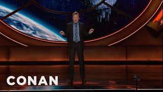 #ConanCon Monologue 07/19/17  - CONAN on TBS