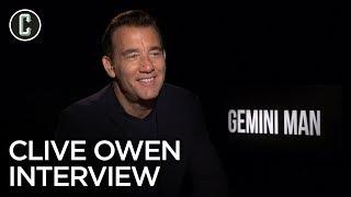 Clive Owen Talks Gemini Man and Children of Men