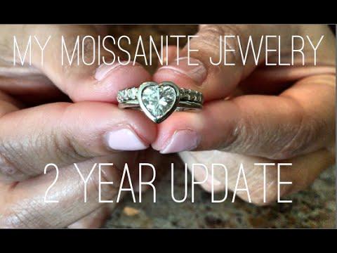 Moissanite 2 Year Update