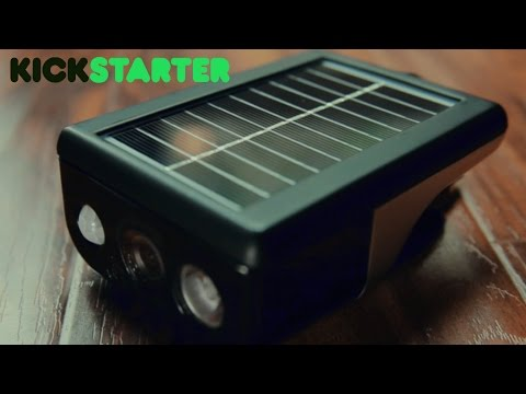 Solar Cam - truly wireless security camera powered by renewable energy