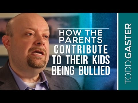 How Parents Contribute to Their Kids Being Bullied