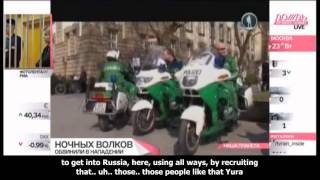 Night Wolves MC Russia leader speaks about Bandidos and Hells Angels drug menace