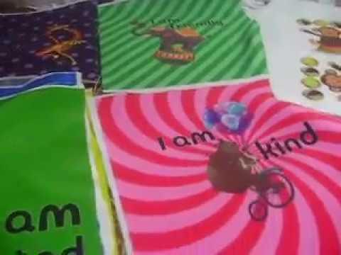Cojines Sublimados con Diseños infantiles Sublitech Medellin