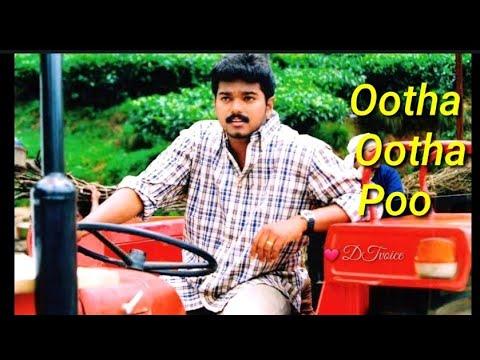 Ootha poo|vijay |minsarakanna|what'sapp status |DTvoice
