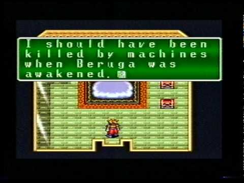 Terranigma- Full ending (with Crysta dialogue)