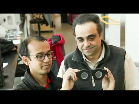 These Smart Glasses can automatically adjust the focus on what a person is seeing | QPT