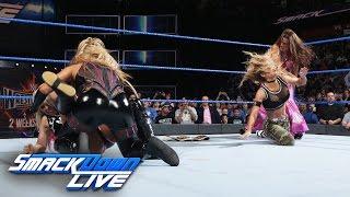 Becky Lynch vs. Carmella: SmackDown LIVE, March 21, 2017