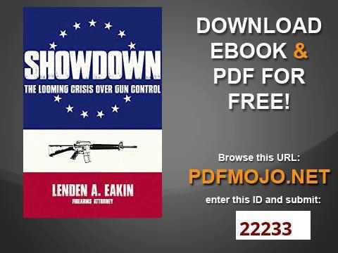 Showdown The Looming Crisis Over Gun Control