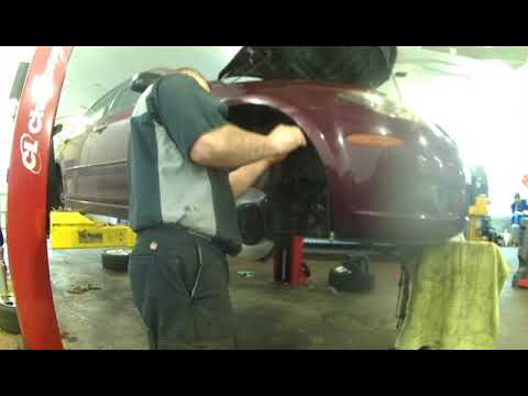 Radiator replacement 2006 Mazda 6.  Install, remove or replace