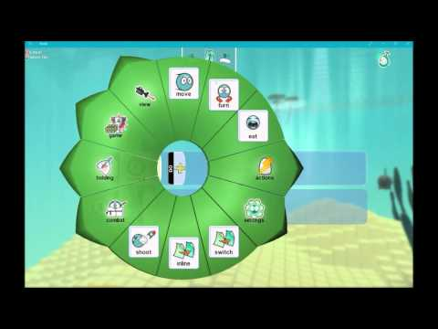 Kodu - Create your own fish tank