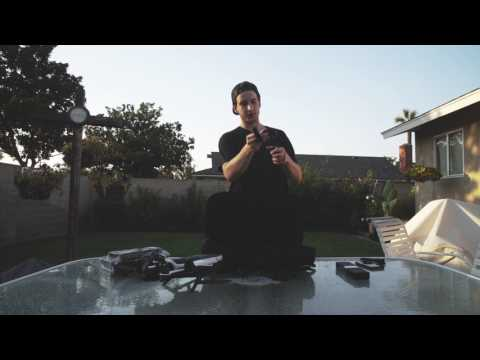 GoPro Karma Drone Unboxing - Karma Grip Test Footage
