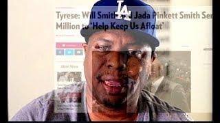 Tyrese, Will Smith & the 5 Million Dollar Decadent Veil Explained