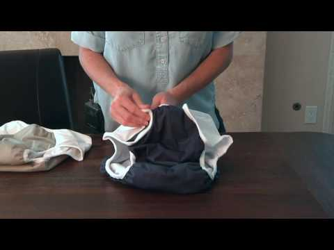 Adult Waterproof Incontinence Underwear, New Snap-on vs. Pull-on Style