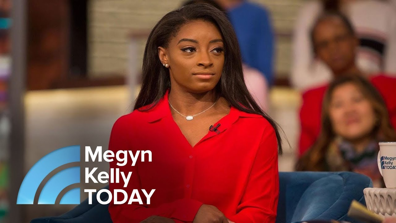 Olympian Simone Biles: Larry Nassar 'Took A Part Of Me That I Can't Get Back'   Megyn Kelly TODAY