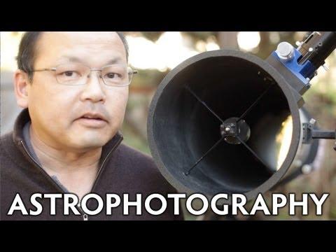Astrophotography P1: Telescope OTAs