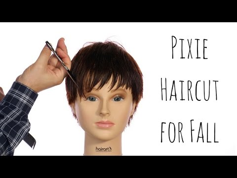 The Best Fall Haircut for Super-Fine Hair: A Multi-Length Pixie - TheSalonGuy