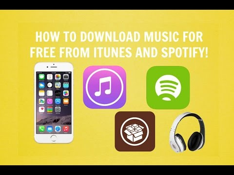 iOS 8.2/8.3/8.4: How To Download Music From iTunes And Spotify For Free! (Jailbreak Needed)