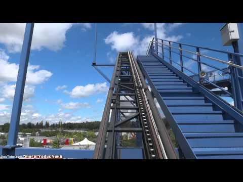 Project X - LEGO Test Track (On-Ride) Legoland Deutschland