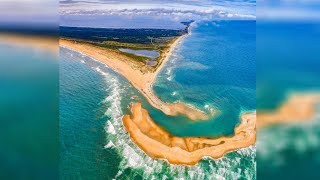 An Island Has Appeared Off The Carolina Coast, And What Scientists Have Found There Is Fascinating