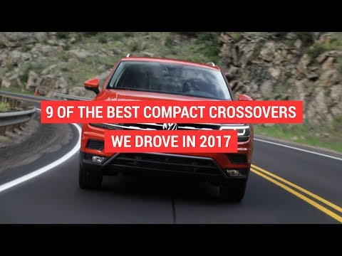 The 9 best compact crossovers we drove in 2017