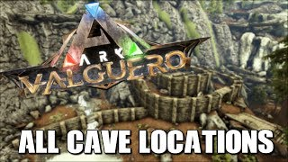Ark Survival Evolved - Top 15 PVP Base Locations on The