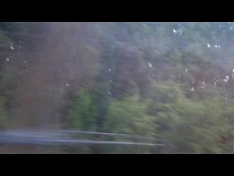 Russia - Moscow to Penza Train