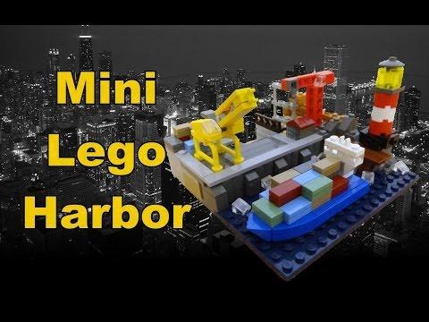 Mini Lego Harbor