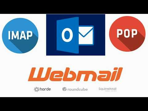 How to Configure Outlook with your Company/ Business(POP3/IMAP) Email Account