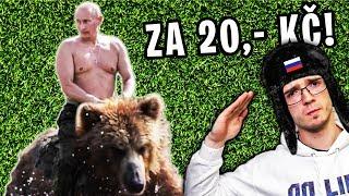 SIMULÁTOR RUSKÉHO ŽIVOTA ZA 20 Kč!!