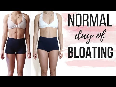 FULL DAY OF BLOATING    IS BLOATING NORMAL?