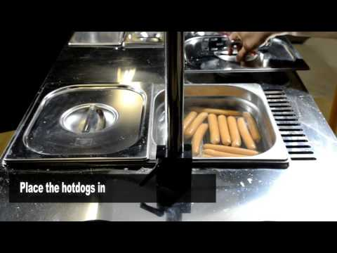 How to Operate Our Hot Dog Cart