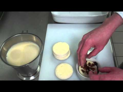 How to prepare Bread & butter pudding