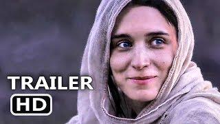 MARY MAGDALENE Trailer 2 (2018) Joaquin Phoenix, Rooney Mara