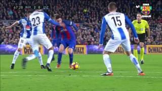 Barcelona vs Espanyol [4-1][18/12/2016][La Liga | Jornada 16] EL BARÇA JUGA A RAC1