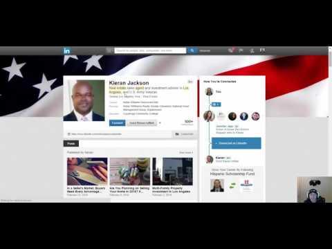 5 LinkedIN Hacks for Real Estate Agents   LinkedIN Training