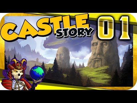 Castle Story 0.9 Early Access | Invictus Invasion | Let's Play Castle Story Gameplay