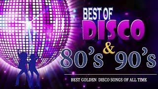 Nonstop Disco Dance Songs 80s 90s Legends 🥗🥗🥗 Best Golden Euro disco Megamix Medley Vol19/05/2021