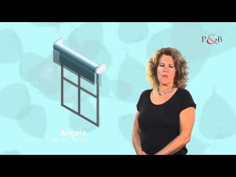 MEASURING FOR ROLLER BLINDS - YouTube - blackout blinds