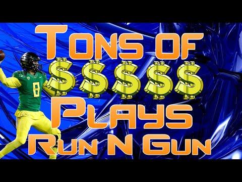 Madden 15 Money Plays: Run N Gun Playbook