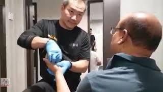 DIY Trigger Finger syndrome by Chris Leong