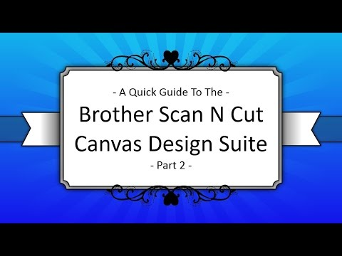 Converting SVG Files In Scan N Cut Canvas For Use With The Brother Scan N Cut