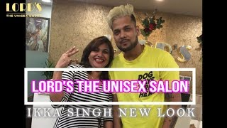 IKKA SINGH New Look BY LORDS The Unisex Salon