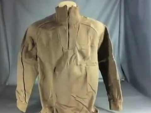 Military Issue Polypropylene Thermal Undershirt | Large