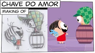Mônica Toy - Making of | Chave do amor (T05E12)