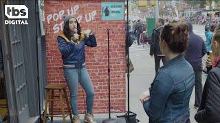 Pop Up Stand Up: NYC Marathon Edition   TBS