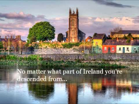 Irish County Passport Gifts from Ireland